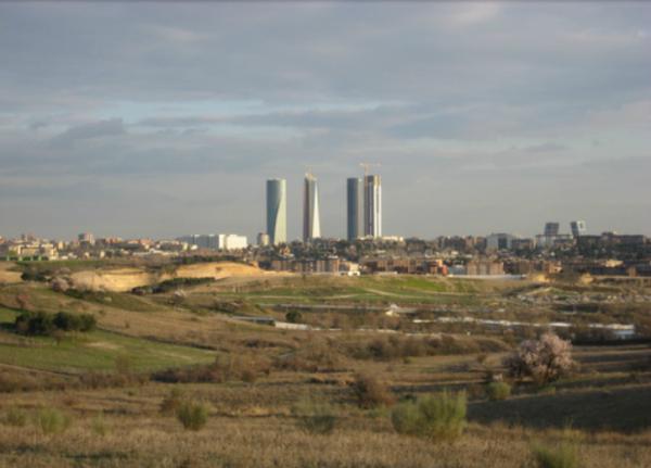 Inocentada El Ayuntamiento De Madrid Disena Un Nuevo Pau En El Monte
