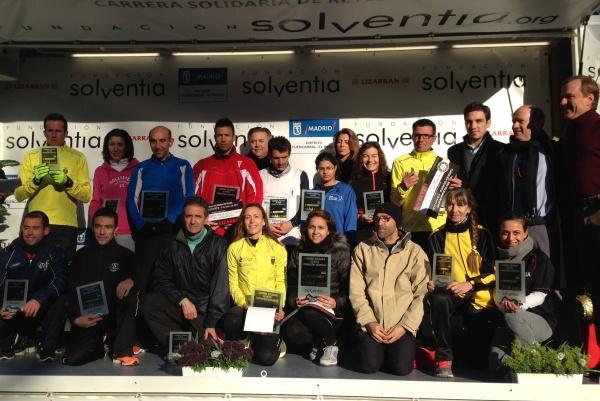 ganadores carrera fundación solventia