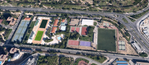 Polideportivo vicente del bosque fuencarral el for Piscina municipal barrio del pilar